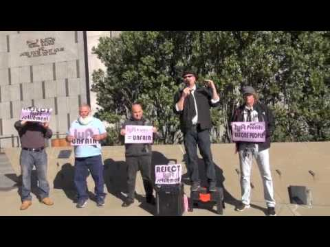Lyft Drivers Fed Up & Angry Against Settlement Deal In San F