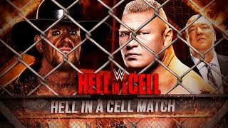 vuclip WWE Hell In A Cell 2015 - Undertaker Vs Brock Lesnar (Hell In A Cell) Match HD