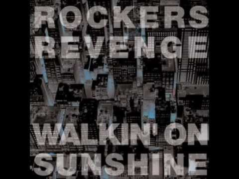 """ROCKERS REVENGE - WALKING ON SUNSHINE (12"""")"""