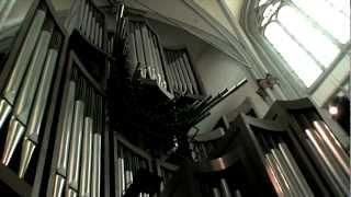 Concerto for 2 Trumpets & Organ 1. Intrada by Hans-André Stamm