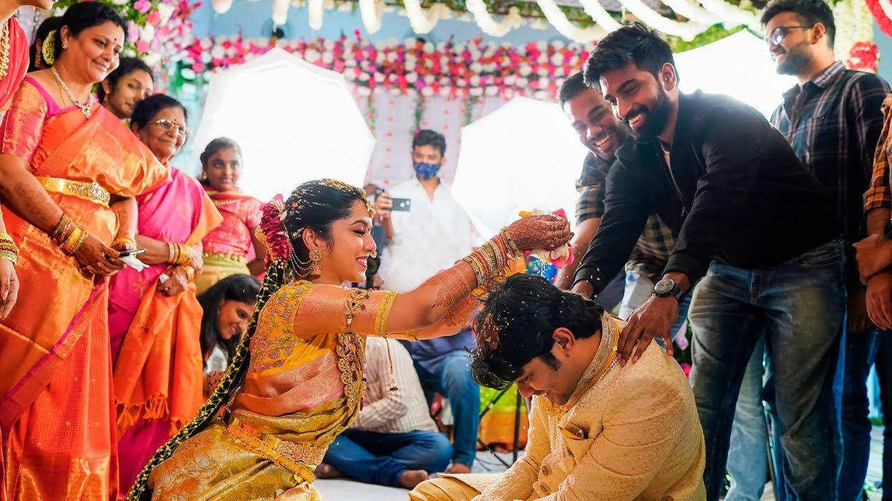Neha & Srikar Parinayam | TheBestPic | Bhimavaram |2021