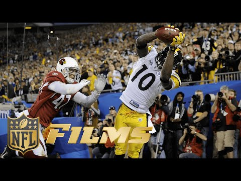 #1 Steelers vs. Cardinals (Super Bowl XLIII) | NFL Films | Top 10 Super Bowls of All Time