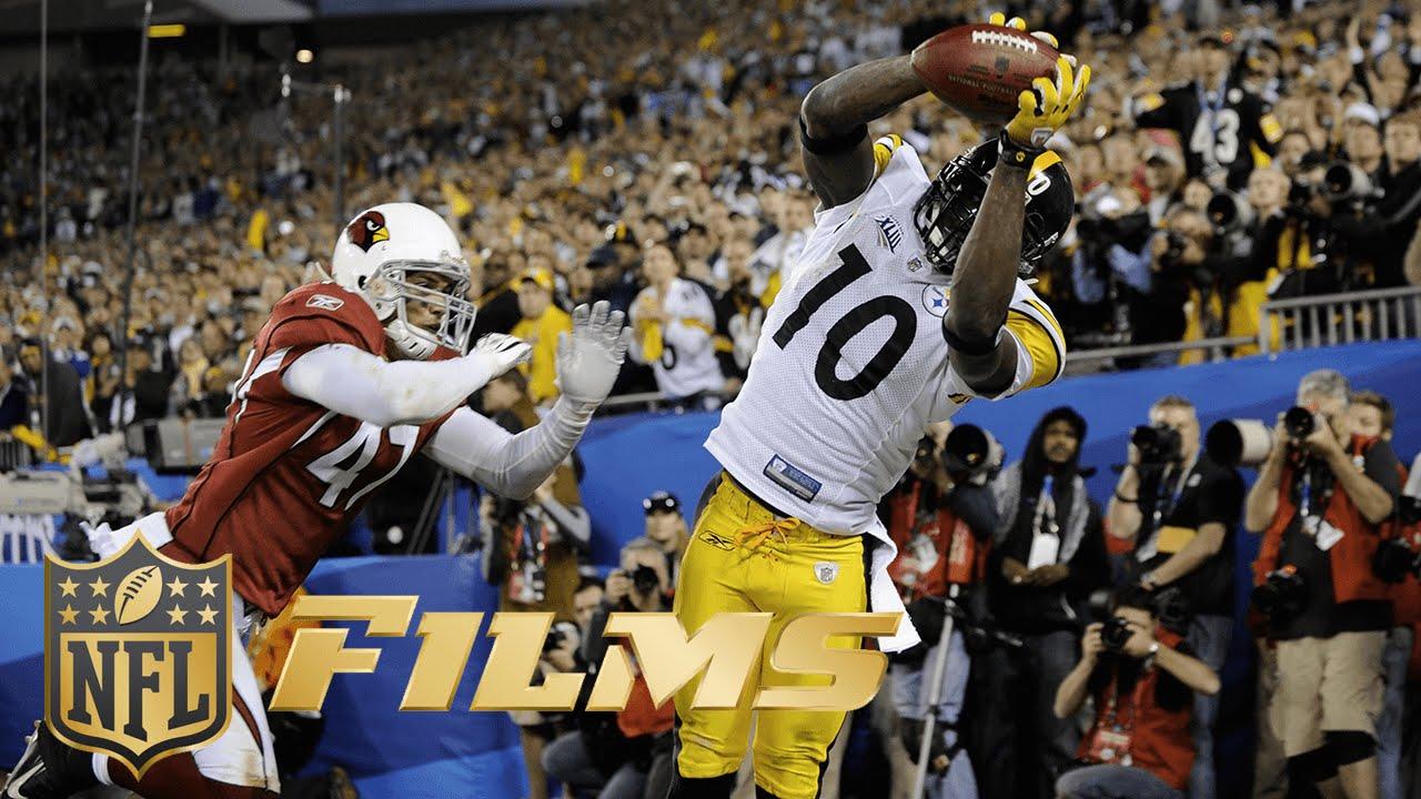 1 steelers vs. cardinals (super bowl xliii) | nfl films | top 10