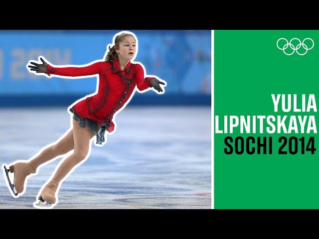 Yulia Lipnitskaya - The YOUNGEST Gold Medalist at Sochi 2014! | Music Monday