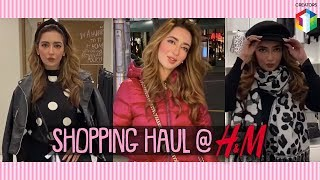 Hnm Shopping Haul | Top Styles from New Collection | Vlogs | FRK