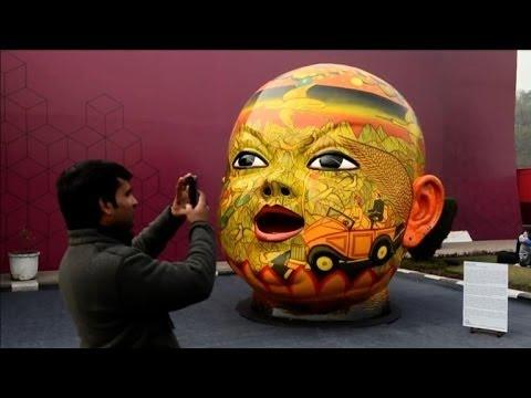 India art fair opens in New Delhi