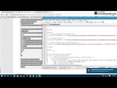 membuat-website-dengan-html-bootstrap-mysql-dan-php-dari-awal-dengan-mudah-bagian-3