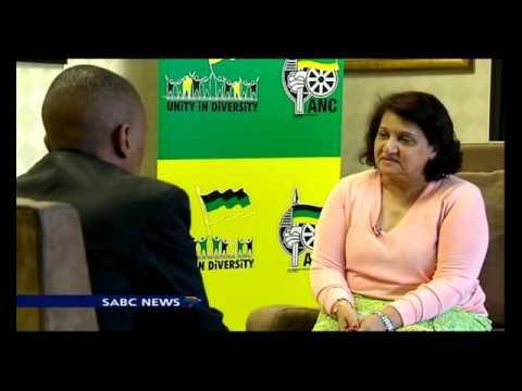 Jesse Duarte on President Zuma's relationship with the Guptas
