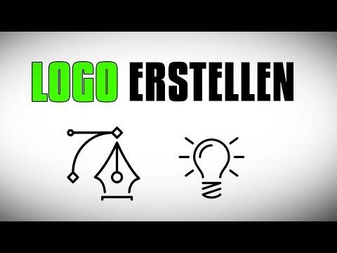 ➡️Wie Eigenes LOGO erstellen KOSTENLOS - Logo Design Tutorial Deutsch🔥