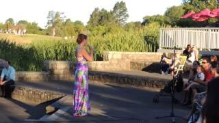 Rebecca Nelson sings l'amore Sei Tu - Ill Always You
