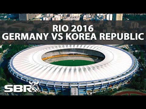 Germany vs Korea Republic 07/08/16 | Olympic Football | Preview & Predictions