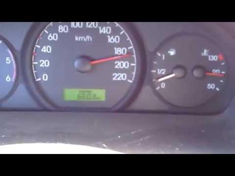 Hyundai H1 Topspeed Beschleunigung auf 190 km H