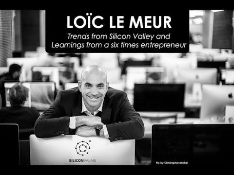 ThierryWeber.com et Loic Lemeur @ The Ark à Sierre