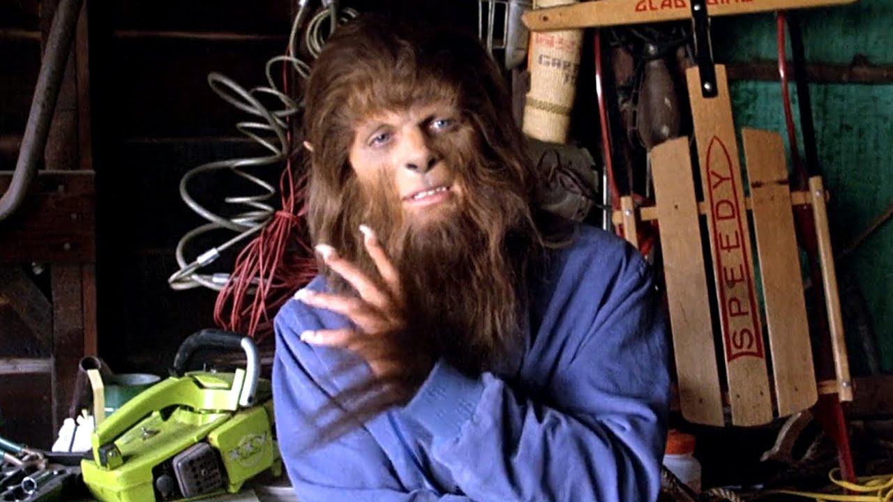 Soy un hombre lobo (escena) Teen Wolf. De pelo en pecho