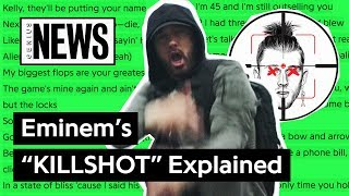 "Eminem's ""KILLSHOT"" Explained 