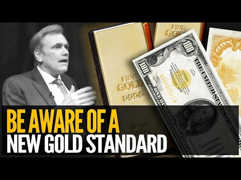 Be Aware Of A New Gold Standard - Mike Maloney