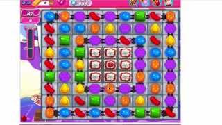 Candy Crush Saga Level 659 No Boosters 3 stars 14 moves left!