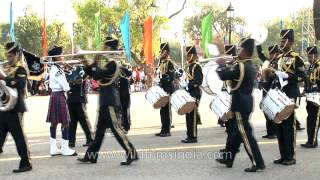 Sri lanka air force band gives a musical treat on the occasion of 70th year of Indian Air Force
