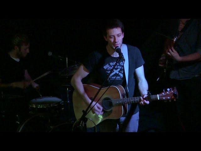 Nick Marucchi Band Live at Bohemia