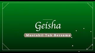 Geisha - Mustahil Tuk Bersama KARAOKE TANPA VOKAL