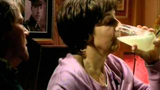 Hayley Cropper Neknominate giving Roy a Handjob