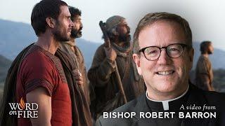 """Bishop Barron on """"Risen"""""""