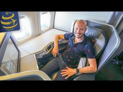Air Canada Business Class 777-300ER YYZ-FRA | Luxury Aviator