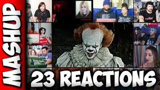 IT Official Trailer Reactions Mashup