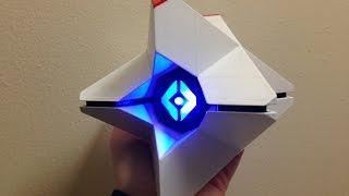 Fazendo o fantasma do Destiny na impressora 3D (printing Destiny ghost)