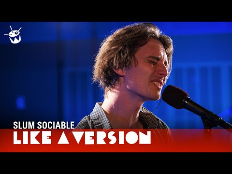 Slum Sociable cover Mark Ronson 'Somebody To Love Me' for Like A Version