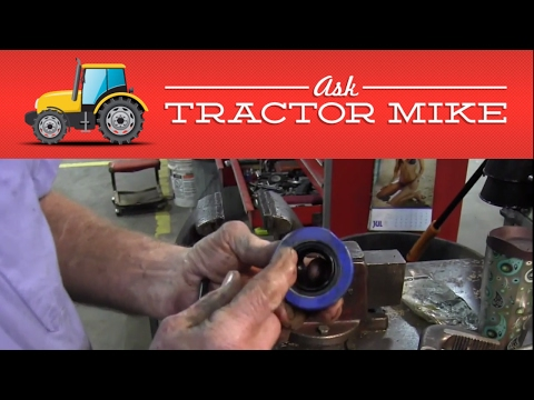 How to Repair a Hydraulic Cylinder - YouTube