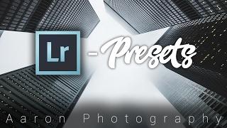 Lightroom-Presets | Installieren u. Verwenden | DEUTSCH