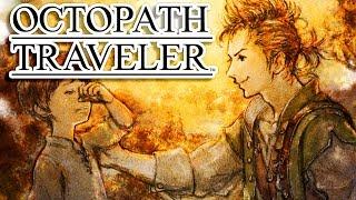 【 Octopath Traveler NEW DEMO! 】Alfyn Path | June 14th Demo - Part 1