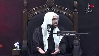 المُلا أحمد آل رجب - ظروف إتصاف الإمام الرضا عليه السلام بـ\