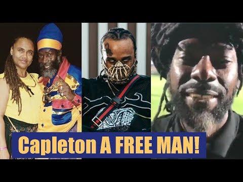 "Buju Banton LIVE In Bahamas   Capleton NO JAIL Time   Tommy Lee Sparta ""FRESH"""