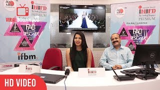 Zen Asia Foundation's Face Of The Year 2017 & Designer Of The Year 2017 | Media Interaction | INIFD