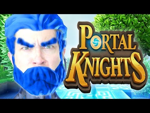 PORTAL KNIGHTS: The Adventures of BLUEBEARD