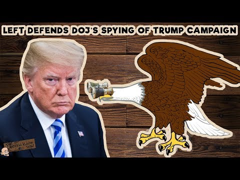 Yes, We Spied on Trump, Now Give us Your Guns | The Andrew Klavan Show Ep. 512