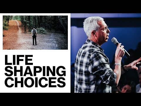 Life Shaping Choices  // Saul Gonzalez