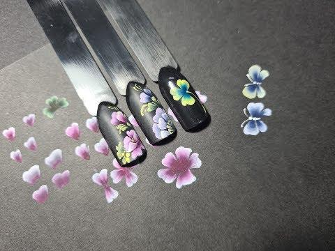 """3 серия """"Китайка"""",бесплатные видео уроки .Дизайн ногтей"""