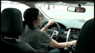 2011 Ford MyKey offers speed and radio restrictions for teens