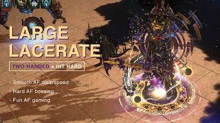 The LARGEcerate Build - 2H is slow? Think again, exiles.