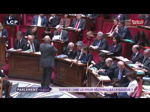 Invité : Patrick Le Hyaric - Parlement hebdo (10/06/2016)