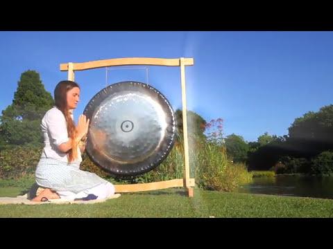 Trance-formative Yogic Gong