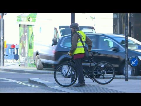 Coronavirus: les rues calmes de Londres au début du confinement   AFP Images