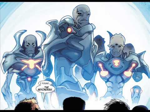 Fictional Battle Omniverse Death Battle: The Beyonders Vs Enerjak ...