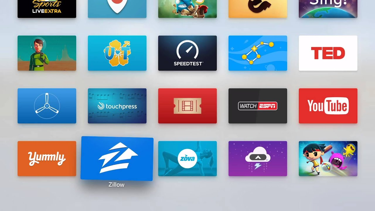 How to delete apps on your apple tv youtube how to delete apps on your apple tv ccuart Images