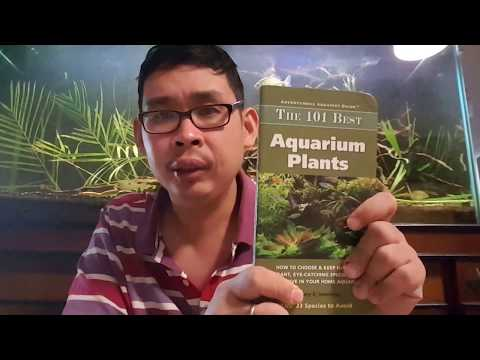 Book Review #4: 101 Best Aquarium Plants