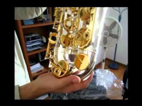 nuevo saxof n alto yamaha yas 62 edici n limitada youtube. Black Bedroom Furniture Sets. Home Design Ideas