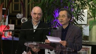 Japanese manga artist wins top comic prize at Angouleme